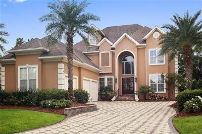 Single Family Home For Sale: 5 Cypress Point Lane