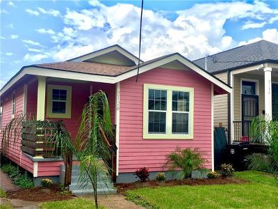 New Orleans Single Family Home For Sale: 2126 Arts Street