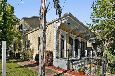 Single Family Home For Sale: 4037 Tchoupitoulas Street