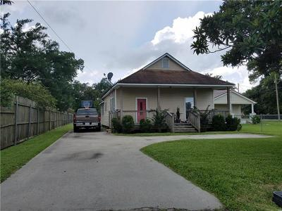 Hahnville Single Family Home Pending Continue to Show: 15601 River Road