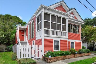 Single Family Home Pending Continue to Show: 2226 Lowerline Street