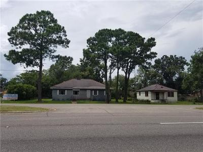 River Ridge, Harahan Residential Lots & Land For Sale: 8560-72 Jefferson Highway