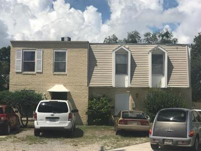 Jefferson Parish Multi Family Home For Sale: 528 Behrman Highway