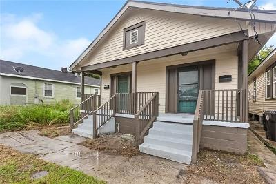 New Orleans Multi Family Home For Sale: 3120 Broadway Street