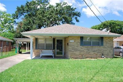 Single Family Home For Sale: 412 N Atlanta Street