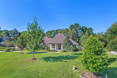 Madisonville Single Family Home For Sale: 217 Sap Berry Drive