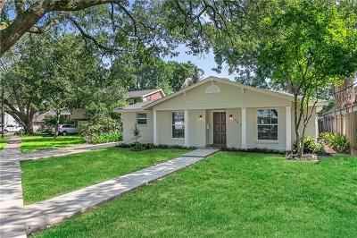 River Ridge, Harahan Single Family Home For Sale: 9413 Roslyn Drive