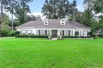 Covington Single Family Home For Sale: 8 Mockingbird Road