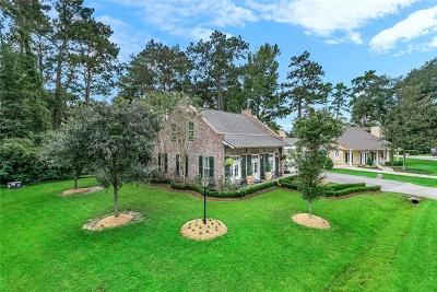Mandeville Single Family Home Pending Continue to Show: 600 Beau Chene Drive