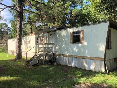 Slidell Single Family Home Pending Continue to Show: 36341 3rd Avenue