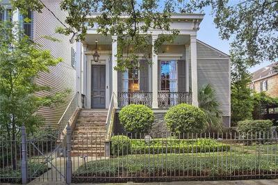Single Family Home For Sale: 2331 Chestnut Street