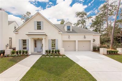 Covington Single Family Home For Sale: 65 Hummingbird Road