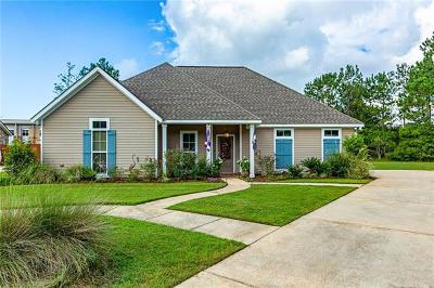 Madisonville Single Family Home For Sale: 173 Pine Creek Drive