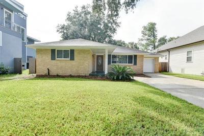 Single Family Home For Sale: 6010 Chamberlain Drive