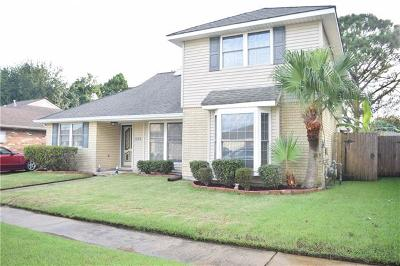 Single Family Home For Sale: 3113 Lake Trail Drive