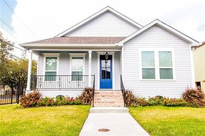 New Orleans Single Family Home For Sale: 5700 Wingate Street