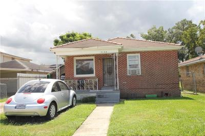 Single Family Home For Sale: 7156 Warfield Street