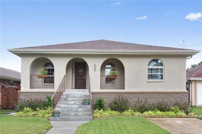 Metairie Single Family Home For Sale: 4209 Harvard Avenue