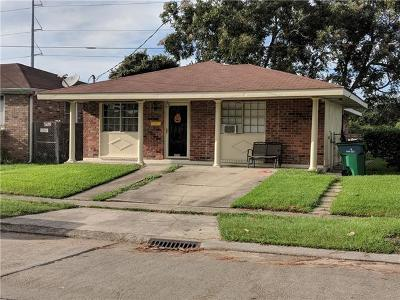 Single Family Home For Sale: 3919 Isabel Street