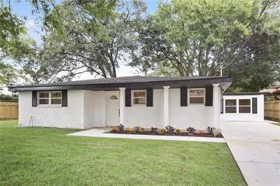 Single Family Home For Sale: 9265 2nd Street