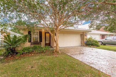 Metairie Single Family Home For Sale: 4609 Richland Avenue