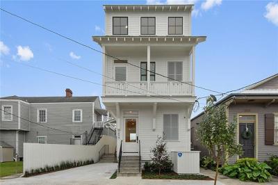 New Orleans Single Family Home For Sale: 2527 Upperline Street