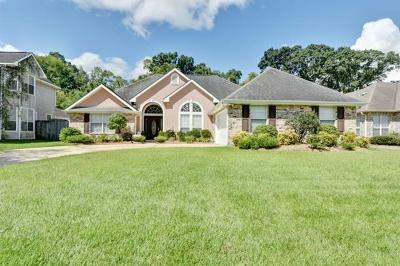 Single Family Home For Sale: 155 Oaklawn Ridge Lane