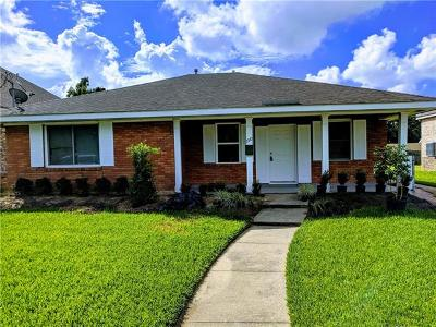 New Orleans Single Family Home For Sale: 1310 Filmore Avenue