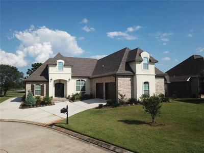 Slidell Single Family Home For Sale: 256 Masters Point Court