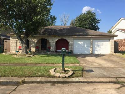 Harvey Single Family Home For Sale: 2032 Titan Street