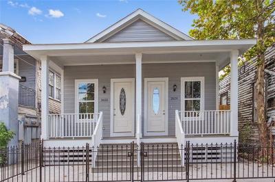 Jefferson Parish, Orleans Parish Multi Family Home For Sale: 2622 Martin Luther King Boulevard