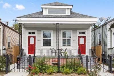 Jefferson Parish, Orleans Parish Multi Family Home For Sale: 2623 Palmyra Street