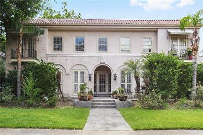 New Orleans Condo For Sale: 3322 Upperline Street #4