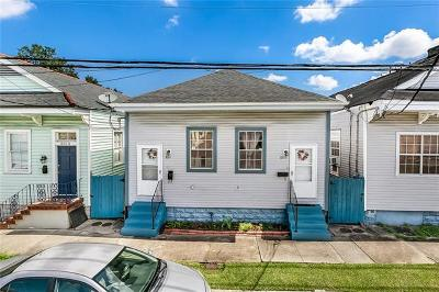 Single Family Home For Sale: 8309 Nelson Street