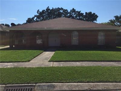 Single Family Home For Sale: 7036 Neptune Court