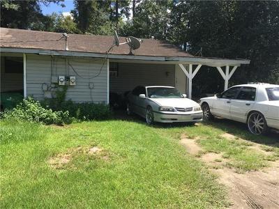 Multi Family Home For Sale: 10304 La-16 Highway