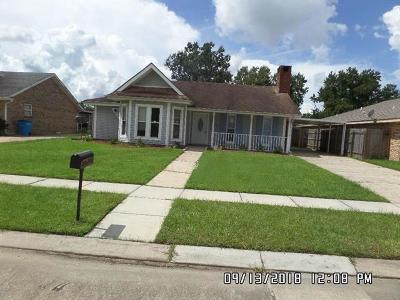 Single Family Home For Sale: 2509 Daniel Drive
