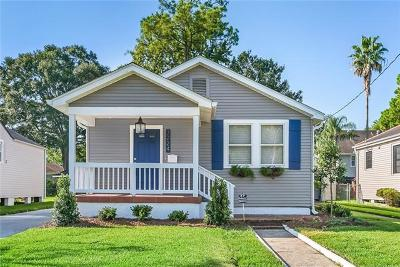 Single Family Home For Sale: 3224 Bore Street