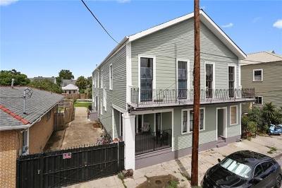Multi Family Home For Sale: 3129 Burgundy Street