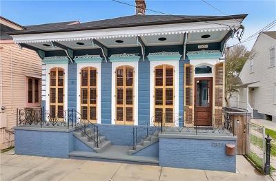 Jefferson Parish, Orleans Parish Multi Family Home For Sale: 1519 Ursulines Avenue