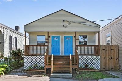 Jefferson Parish, Orleans Parish Multi Family Home For Sale: 2121 Bienville Street