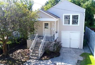 Gretna Single Family Home For Sale: 118 Lafayette Street