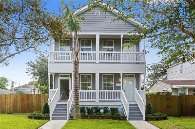 New Orleans Multi Family Home Pending Continue to Show: 3435 Calhoun Street