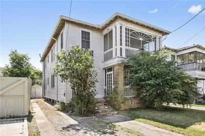 Jefferson Parish, Orleans Parish Multi Family Home For Sale: 5210 Conti Street