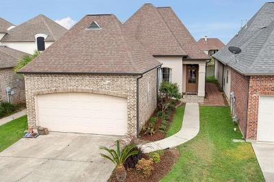 Slidell Single Family Home For Sale: 1416 Royal Palm Drive