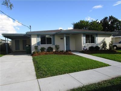 River Ridge, Harahan Single Family Home For Sale: 177 Garden Road