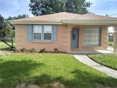Arabi Single Family Home For Sale: 1813 Esteban Street