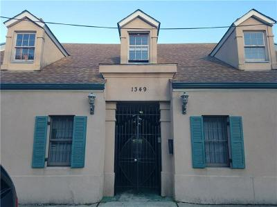 Multi Family Home For Sale: 1349 Annunciation Street