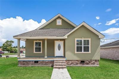 Harvey Single Family Home For Sale: 3101 Alex Kornman Boulevard