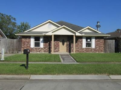 Mereaux, Meraux Single Family Home For Sale: 2816 St Marie Drive